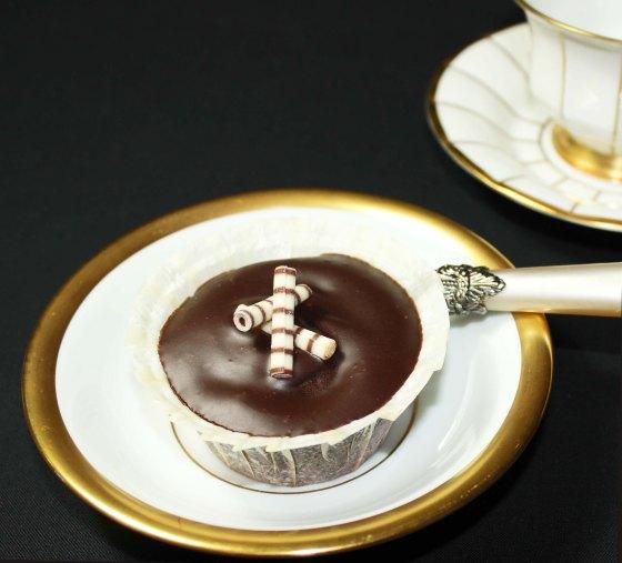 Feine Schokoladenfinanciers