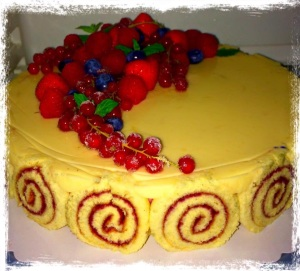 Lemon-Berry-Delight von Jennifer K.