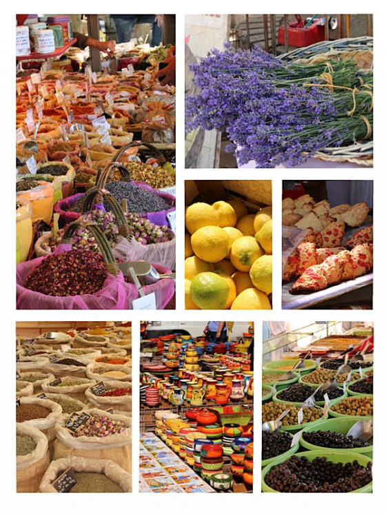 Markt Nyons