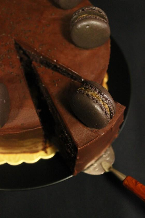 Schoko-Lakritz Torte_a0088