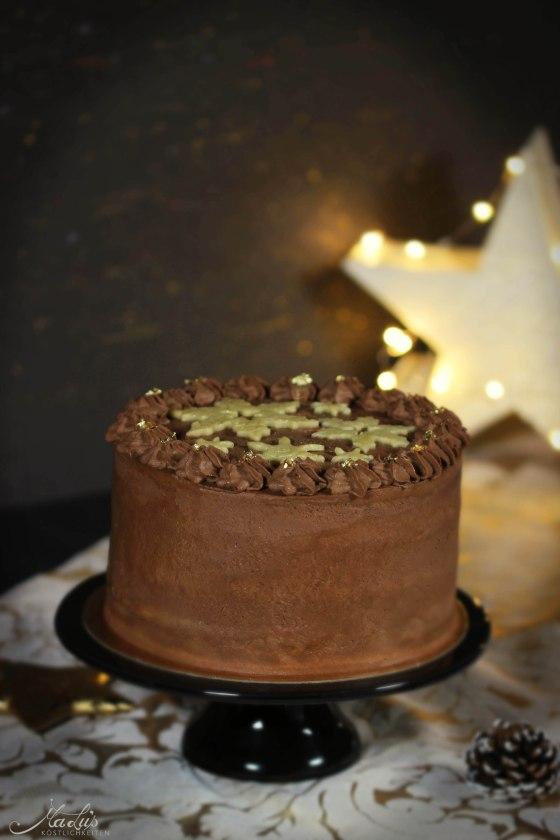 Schoko-Marzipan Torte 29a