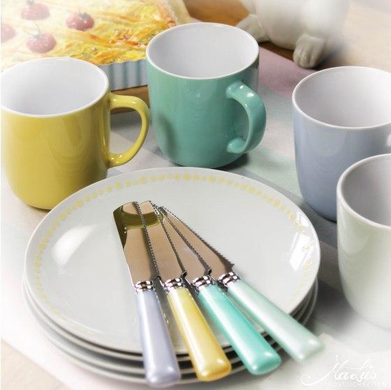 Richtig Tisch Decken: Lauchtarte, Quarkhasen Und Peanutbutter Granola
