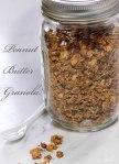 Peanutbutter Granola1