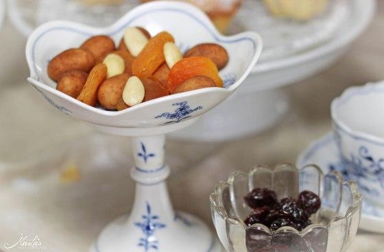 Getrocknete Aprikosen & Kirschen