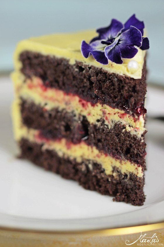 Schoko-Eierlikör Torte 6a