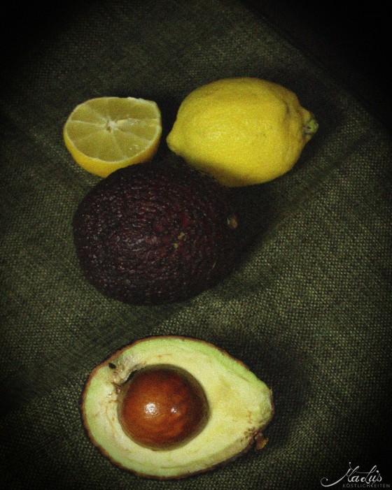 Zitrone und Avocado01