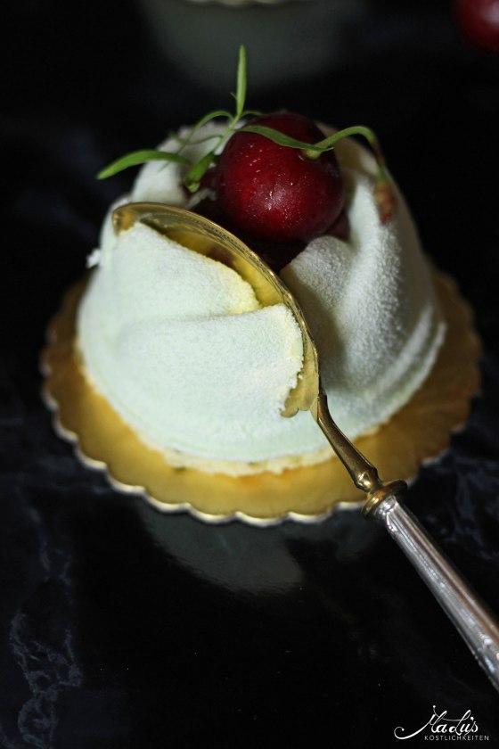 Zitronen-Estragon Törtchen 1