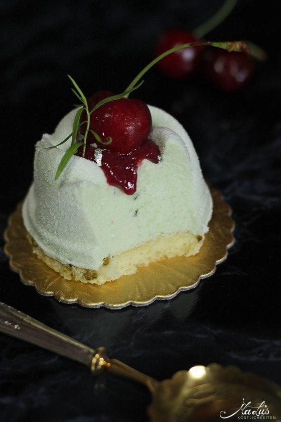 Zitronen-Estragon Törtchen 2