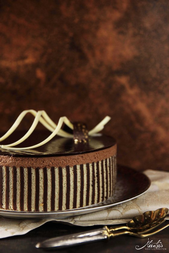 Schokoladen-Whisky Torte